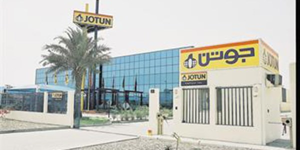 Jotun Paints, Dubai