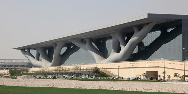 Qatar Foundation (Chilling Plant), Qatar